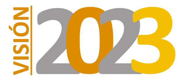 Vision 2023 logo